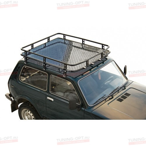 Багажник на крышу ваз 21214